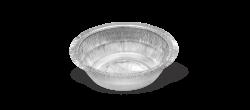 Marmitex Alumínio Nº9 grande 1100ml Thermoprat c/100