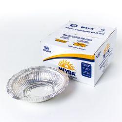 Marmitex Alumínio Nº8 media 850ml WYDA  c/100
