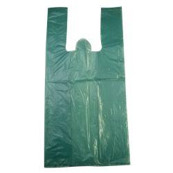 Sacola plastica Reforçada 35x45 Verde c/5KG