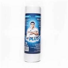 Pano multi uso MR Plus 30x50cm Branco 25Metros