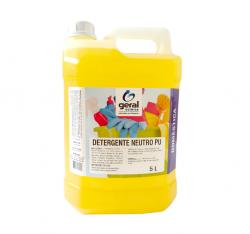 Detergente Neutro Geral química 5Litros