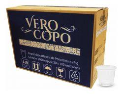 Copo 50ml café Verocopo Cristal  c/5000