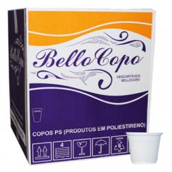 Copo 50ml café Bellocopo Cristal  c/5000